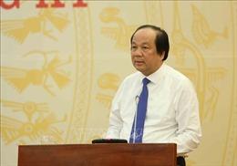 Văn phòng Chính phủ và Bộ Công thương phối hợp tham mưu xây dựng Chính phủ điện tử