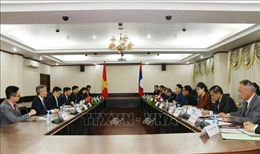 Lào đánh giá cao những đóng góp tích cực của cộng đồng người Việt Nam tại Lào