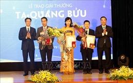 Trao giải thưởng Tạ Quang Bửu và Giải thưởng báo chí về khoa học và công nghệ