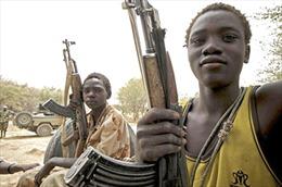 894  lính trẻ em được trả tự do ở Nigeria