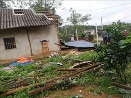 Mưa lốc tại Yên Bái gây thiệt hại khoảng 11 tỷ đồng