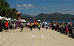 Gần 600 trẻ em khuyết tật tham gia ngày hội 'Hòn Tằm - Thắp sáng những ước mơ'