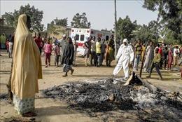 Phiến quân phục kích sát hại ít nhất 25 binh sĩ và dân thường ở Nigeria