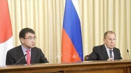 Nga - Nhật Bản lạc quan về hoạt động kinh tế chung ở quần đảo tranh chấp