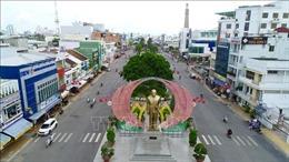 Phát triển thành phố Long Xuyên thành đô thị loại I