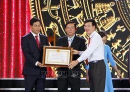 Kỷ niệm 10 năm thành lập thành phố Vĩnh Long