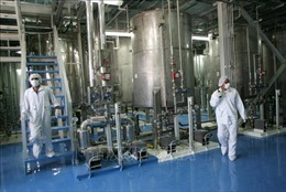 Iran chính thức ngừng tuân thủ một số cam kết trong thỏa thuận hạt nhân