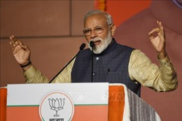 Ông Narendra Modi được chỉ định làm thủ tướng Ấn Độ nhiệm kỳ 2