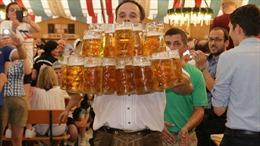 Tiêu thụ rượu, bia toàn thế giới tăng 10% trong vòng chưa đầy 3 thập kỷ