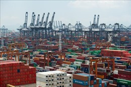 Lo ngại tranh chấp thương mại Mỹ - Trung đe dọa tăng trưởng toàn cầu