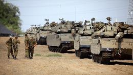 Chính quyền Palestine tiếp nhận 10 xe bọc thép của Mỹ