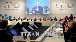 Cơ hội để G20 thể hiện trách nhiệm