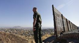 Nhất trí thêm ngân sách giải quyết tình trạng khẩn cấp ở biên giới giữa Mỹ và Mexico