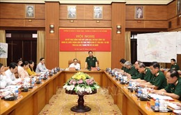 Phối hợp thực hiện nhiệm vụ quân sự, quốc phòng gắn với phát triển kinh tế - xã hội