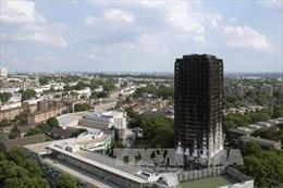 Nạn nhân vụ cháy chung cư Grenfell kiện 3 công ty Mỹ