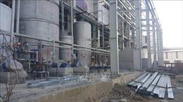 Một lao động tử vong tại công trình nghìn tỷ chưa được cấp phép xây dựng