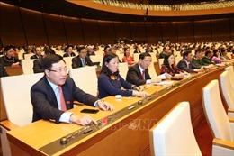 Quốc hội thông qua Nghị quyết về hoạt động chất vấn tại Kỳ họp thứ 7