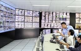 Trên 700 camera giám sát giao thông TP Hồ Chí Minh