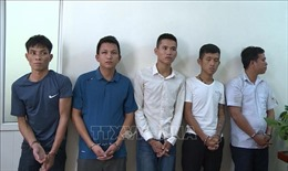 Vụ gây rối trật tự công cộng tại khu du lịch biển Hải Tiến, Thanh Hóa: Bắt thêm chủ nhà hàng Hưng Thịnh 1