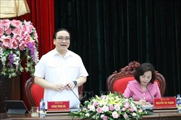 Hà Nội - Ninh Bình thúc đẩy hợp tác phát triển toàn diện