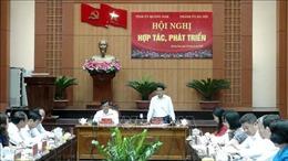 Quảng Nam - Hà Nội tăng cường hợp tác, phát triển trên nhiều lĩnh vực