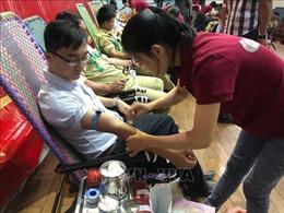Văn phòng Chính phủ tham gia hiến máu tình nguyện
