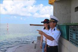 Mang hơi ấm tình thân tới Trường Sa - Bài 2: Hậu phương vững chắc của người lính đảo