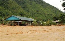 1.500 nhân khẩu xã Pa Vệ Sử ở Mường Tè bị cô lập do mưa lũ