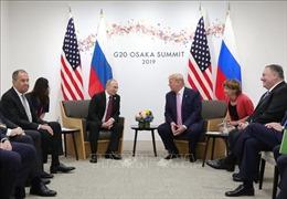 Tổng thống Nga: Cuộc gặp Tổng thống Donald Trump 'đúng kiểu doanh nhân'