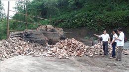 Tạm ngưng hoạt động nhà máy xử lý rác gây ô nhiễm môi trường tại Yên Bái