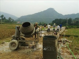 Khó khăn trong xây dựng nông thôn mới ở vùng cao Yên Bái