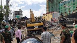 Thủ tướng Campuchia điều chuyển hàng loạt quan chức cấp cao sau vụ sập nhà cao tầng