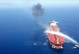 Sự cố tàu trên Vịnh Oman: Iran bác bỏ cáo buộc liên quan