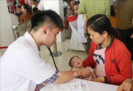 Trên 3.000 trẻ em Nghệ An được khám sàng lọc bệnh tim bẩm sinh miễn phí