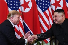 Triều Tiên chưa nhận được đề nghị chính thức từ Mỹ về cuộc gặp thượng đỉnh lần 3