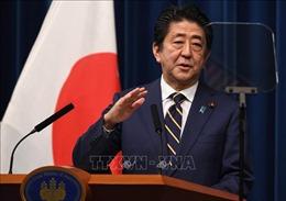 Thủ tướng Nhật Bản thăm Iran