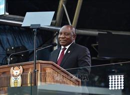 Điện mừng Tổng thống, Chủ tịch Quốc hội nước Cộng hòa Nam Phi
