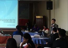 Hội thảo về châu Á và pháp luật, quản trị quốc tế