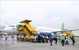 Hành khách nam bất ngờ mở cửa thoát hiểm trên chuyến bay của Bamboo Airways