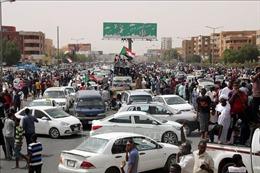 Hội đồng quân sự Sudan yêu cầu phe đối lập chịu trách nhiệm do biểu tình tại Khartoum