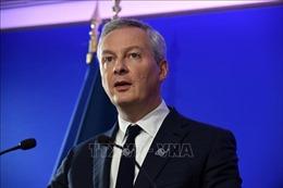 Pháp khẳng định quyết tâm triển khai thuế công nghệ số