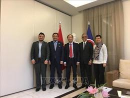 Việt Nam hoàn thành xuất sắc nhiệm kỳ Chủ tịch Ủy ban các nước ASEAN tại Madrid