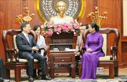 Thúc đẩy hợp tác giữa TP Hồ Chí Minh và thành phố Hàng Châu, Trung Quốc