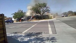 Bang California mở rộng hệ thống phát hiện cảnh báo sớm động đất