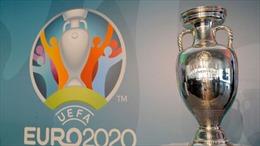 Nhu cầu kỷ lục vé xem Euro 2020