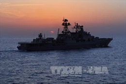 Hạm đội phương Bắc tập trận chống tàu ngầm