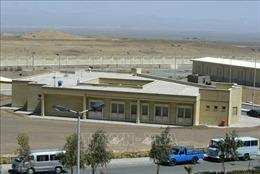 Iran tuyên bố tăng cấp độ làm giàu urani nếu châu Âu không cứu vãn thỏa thuận hạt nhân