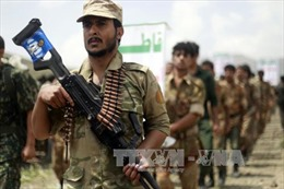 Lực lượng Houthi sử dụng máy bay không người lái tấn công sân bay của Saudi Arabia