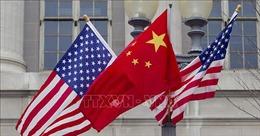 Mỹ-Trung bước vào đàm phán các vấn đề thương mại gai góc