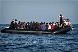 Lật thuyền, ít nhất 116 người mất tích ở ngoài khơi Libya